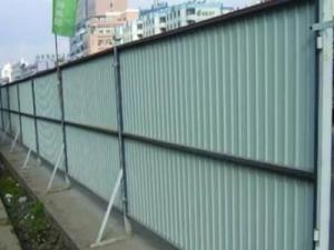 工地活动围墙